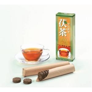 500年の歴史と伝統が育んだ幻の中国茶 『茯茶(フーチャ)』 - 拡大画像