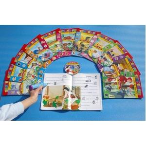童話絵本で英語と遊ぼう 【12冊セット】 - 拡大画像