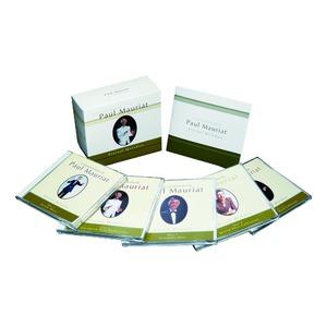 ポール・モーリア Paul Mauriat エターナル・メロディーズ 【CD5枚組 全90曲】 別冊解説書 折りたたみ式ボックスケース入り - 拡大画像