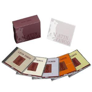 大人のラテン&タンゴ(CD5枚組) - 拡大画像