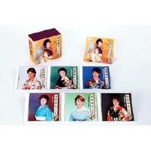 島津亜矢大全集(CD6枚組) - 拡大画像