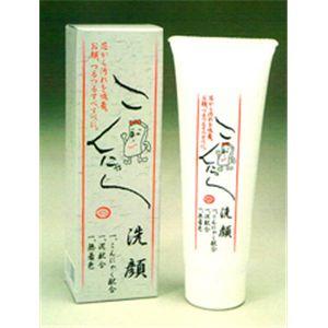 アノソノ こんにゃく洗顔フォーム 120g - 拡大画像
