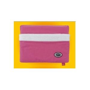 ぬくぬくレッグマット足袋タイプ ピンク - 拡大画像
