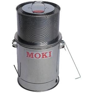 モキ製作所 ダイオキシンクリア 焚き火どんどん 60L(家庭用焼却炉) - 拡大画像