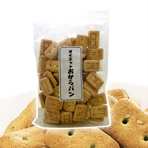 ダイエットおからパン(200g)×3袋入り - 拡大画像