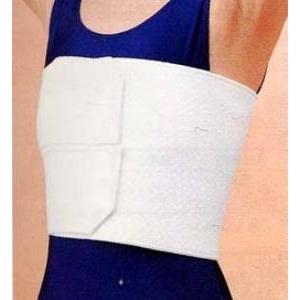 アルケア バストバンド・エース Sサイズ (胸部固定帯)2個セット - 拡大画像