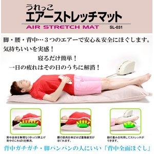 うれっこエアーストレッチマット(AIR STRETCH MAT) - 拡大画像