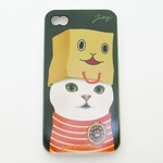 JETOY(ジェトイ) Choo choo iPhone4 ケース Ver.3 ペイパーサック/グリーン