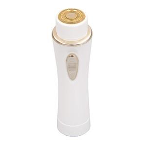シェーバーmini  ノヘアPlus(眉毛・鼻毛カッター付き) ホワイト - 拡大画像