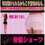 Vizry's(ヴィズリーズ) 骨盤ショーツ ピンク Mサイズ