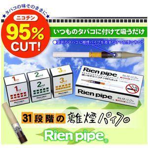 タバコを止めたい人に 離煙パイプ 31本セット - 拡大画像