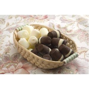 フルーツティアラ チョコバナナ&マンゴー アイス - 拡大画像