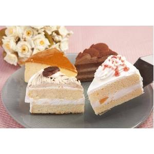 パーティーケーキアソート 4種 - 拡大画像