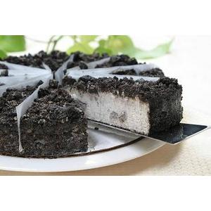 【アメリカ直輸入】ニューヨークチーズケーキ クッキー&クリーム - 拡大画像