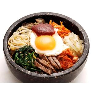 韓国定番牛カルビビビンバ20食 - 拡大画像