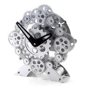 ギアクロック置時計 - 拡大画像