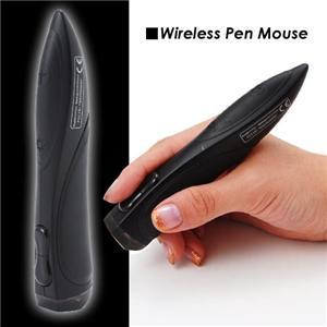 2.4GHzワイヤレスペン型マウス - 拡大画像