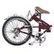 MINI(ミニ) 折り畳み自転車 FDB20(6speed) - 縮小画像2