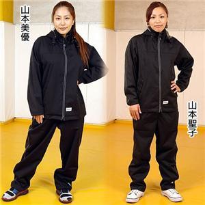 山本郁榮&一力ボクシングジム、コラボレーション、クアトロシェイプスーツ S - 拡大画像