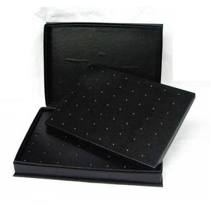 牛革ブック型 マーカーコレクションケース(グリーン) - 拡大画像