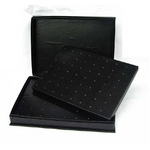 牛革ブック型 マーカーコレクションケース(グリーン)