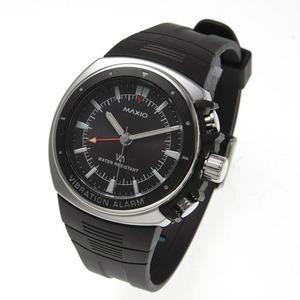 マキシオ激振(黒)【腕時計】 - 拡大画像