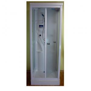 簡単組み立て式 シャワーユニット S03-ナシジガラス製 - 拡大画像