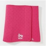 4STEPビューティシェイパー 【ウエスト用 ピンク】 適応サイズ:ウエスト 56〜98cm 発汗