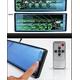 日立製液晶 新型10.2インチタッチパネル式バックミラーモニター ルームミラーモニター B3102 - 縮小画像4