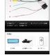 日立製液晶 新型10.2インチタッチパネル式バックミラーモニター ルームミラーモニター B3102 - 縮小画像6