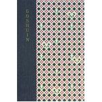 komon+ 集印帳【5冊セット】 パンダ格子