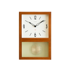 CHAMBRE PENDULUM CLOCK【CHERRY BROWN】