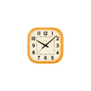 CHAMBRE KADOMARU CLOCK【CAFE BROWN】 - 拡大画像