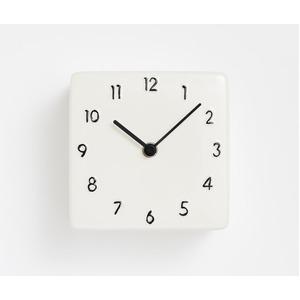 CHAMBRE CERAMIC WALL CLOCK【BLACK】