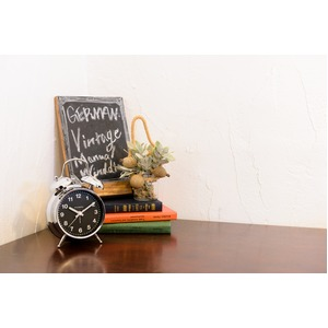 CHAMBRE NW TWINBELL ALARM CLOCK【CHROME】