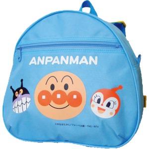 アンパンマンDバッグ リュック【キッズ】【2個セット】【ブルー】 - 拡大画像