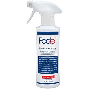 Fade+(フェードプラス)消臭・除菌・抗菌スプレー300ml【3本セット】 - 拡大画像