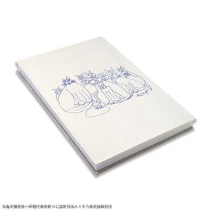 猪熊弦一郎 御朱印帳【2冊セット】【猫】 - 拡大画像