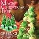 マジッククリスマスツリー グリーン 3個セット - 縮小画像1