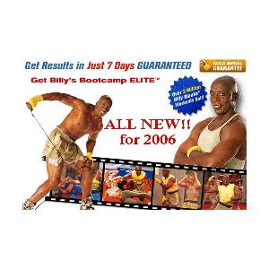 DVD ビリーズブートキャンプ エリート 最新版 - 拡大画像