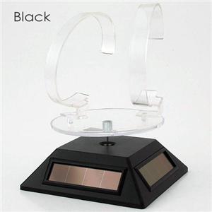 ソーラーラウンドディスプレイ SRD-A2 BK ブラック - 拡大画像