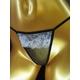 CSLベビードール&ショーツ M73038 BK Mサイズ - 縮小画像4