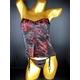 CSL セクシーランジェリー サテン刺繍チューブビスチェ&ショーツ - 縮小画像2