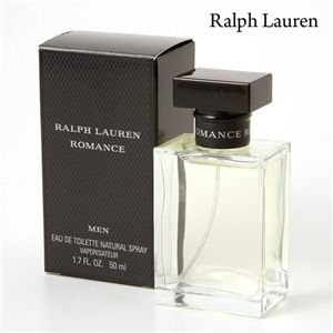 RALPH LAUREN(ラルフ ローレン) ロマンス メン 50ml EDT - 拡大画像