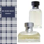 BURBERRY(バーバリー) ミニチュア香水セット 各4.5mL