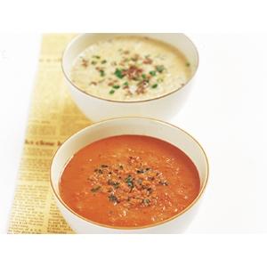 スリムトップス+5 ごはんで満腹ダイエット ハーフ&ハーフ - 拡大画像