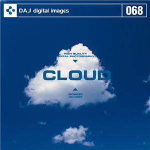 写真素材 DAJ068 CLOUD 【空雲】 - 拡大画像