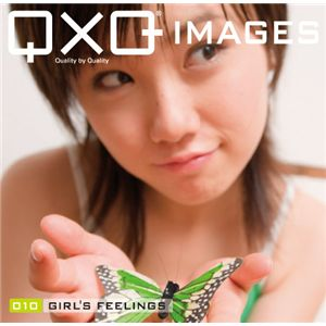 写真素材 QxQ IMAGES 010 Girl's feelings - 拡大画像