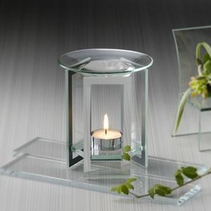 ガラス製アロマータワー - 拡大画像