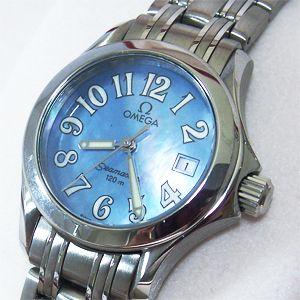 【限定品】OMEGA(オメガ) 腕時計 シーマスター 2581.88 千葉すずモデル - 拡大画像